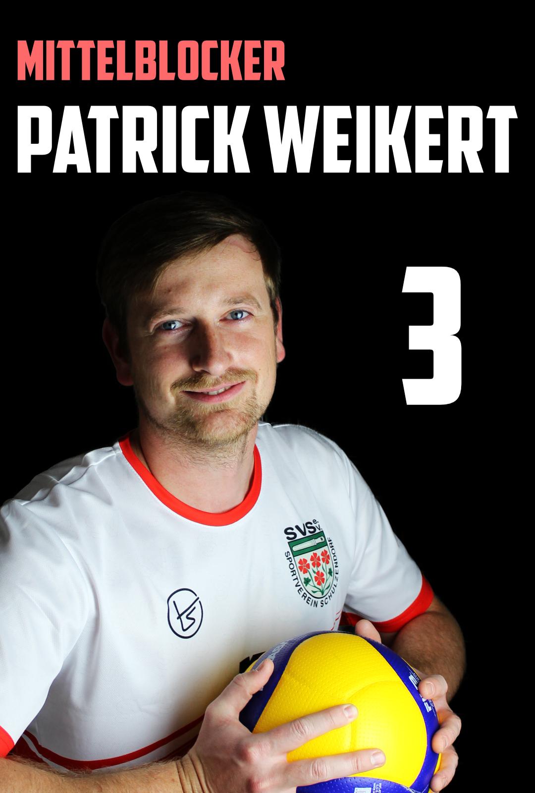 Patrick Weikert